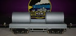 Mth Tinplate Traditions Ives Circus Water Tank Car - Factory Sample Undecorated