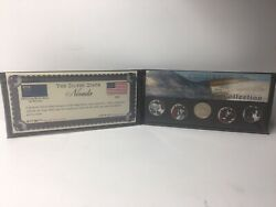 Nevada Colored State Quarters 2006 25 Cents Painted Patriotic Collection