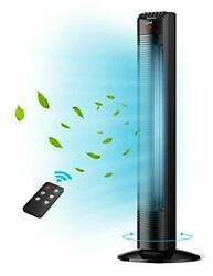 Tower Fan Homech 36andrdquooscillating Tower Fan With Remote Quiet Cooling 3 Modes