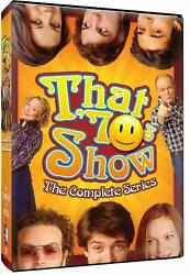 That And03970s Show The Complete Series Seasons 1-8 Dvd 24-disc Set New And Sealed