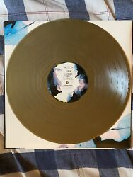 The Front Bottoms Back On Top Gold Vinyl Lp