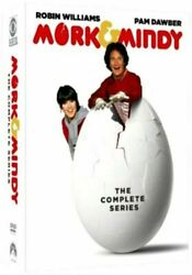 Mork And Mindy The Complete Series Seasons 1-4 Dvd15-disc Set New And Sealed