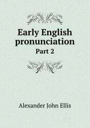 Early English Pronunciation Part 2 Brand New Free Shipping In The Us