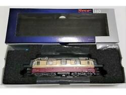 Roco 72401 Dcc Sound Swiss National Railways Re4/4 Ii Tee Limited Express Towing
