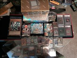 Yugioh Collection Lot Winged Dragon Ra Ghost Rare Included Cards Are Mint