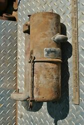 Ihc International Hit Miss Gas Engine La 3-5 Hp Air Cleaner Assembly