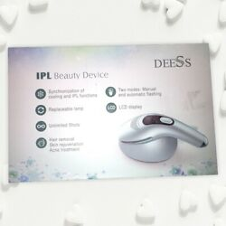 Deess Ipl Cooling System Home Use Hair Removal Device Gp590 Open Box