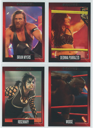 2021 Impact Wrestling Series 1 Trading Card Only 300 Made - Pick From Lot