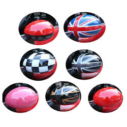Side Wing Mirror Cover Caps For Mini Cooper S One R55 R56 R57 R58 R59 R60 R61