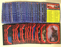 The Black Hole 1979 Topps Trading Cards Complete Set - 88 Cards 22 Stickers