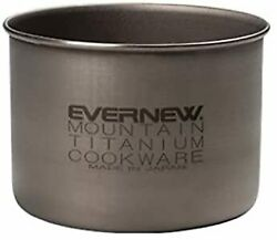 Evernew Ti 220 Nh Demitasse Silver 75 Andtimes 55mm 75 X 55 Mm