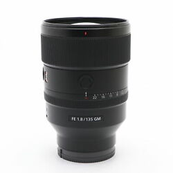 Sony Fe 135mm F/1.8 Gm Sel135f18gm For Sony E Mount 224