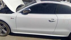White Driver Lh Front Door Electric Coupe 000 8t0959801b Fits 08-17 Audi S5 Oem