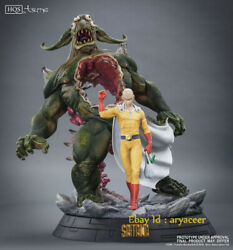 Tsume Hqs Series One Punch Man Saitama Statue Limited Figure Model In Stock