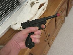 Lytle Novelty Company German Luger Cast solid Aluminum Replica