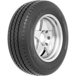 4 New Federal Ecovan Er02 225/70r15 Load E 10 Ply Commercial Tires