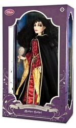 Disney Store Limited Edition Tangled Mother Gothel 17 Doll 1/1500 Nib
