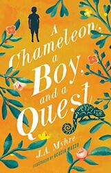 A Chameleon a Boy and a Quest: 01 Rwendigo Tales by Myhre Jennifer Book The