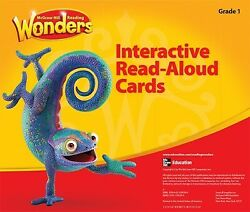Reading Wonders Grade 1 Interactive Read Aloud Cards Paperback By Bear Do...