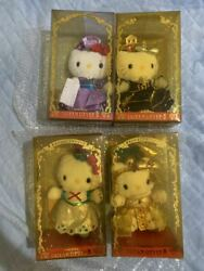 Sanrio Hello Kitty Plush Toy Doll The Woman Who Made Her Dream Come True