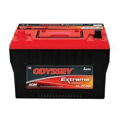 Open Box Odx-agm34 Odyssey Battery For Chevy Suburban Luv Express Van
