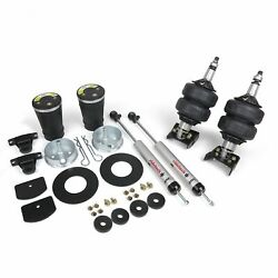Ridetech 1965-1972 Ford Galaxie   Front And Rear Air Suspension System 12300298