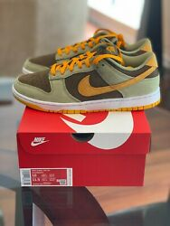 Nike Dunk Low Dusty Olive Size 10 In Hand