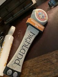 Highland Brewing Company. Beer Tap Handle Ipa