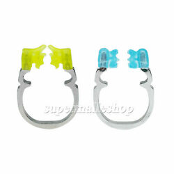 Dental Matrices Powerful Ring Clamp Soft Hard Tip Sectional Matrix Resin Filling