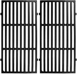 17.5 Cast Iron Cooking Grates Replacement For Weber Spirit 200, E-210 2013-2016