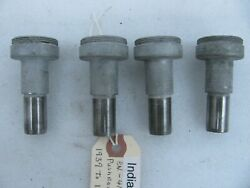 Nos Original 1939 To 1953 Indian Motorcycle Chief Pushrod Guides