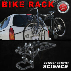 Ford 3 Bike/bicycle Carrier Car Rear Back Triple Rack Trunk Mounting Holder