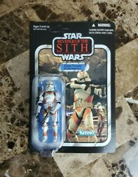 Clone Trooper 212th Battalion Vc38 Star Wars The Vintage Collection Unpunched 2