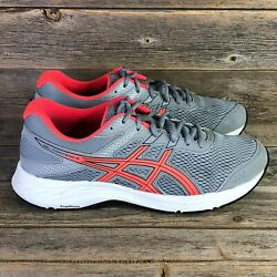 Asics Gel-contend 6 Womenand039s Running Shoes Size 10 Gray/pink 1012a570
