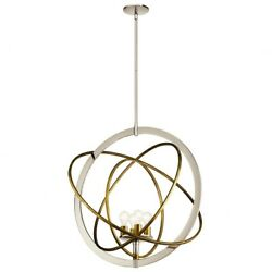 Ibis - 4 Light Pendant - With Contemporary Inspirations - 31 Inches Tall By 30