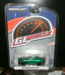 Greenlight Gl Muscle 2019 Ford Shelby Gt350green Chase