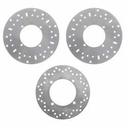 2011 - 2014 Polaris Sportsman 500 Forest Tractor Front And Rear Brake Rotors Discs