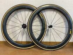 Roval Clx50 Tubular Wheel Front And Rear Sets