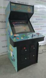 The Simpsons By Konami Coin-op Arcade Video Game