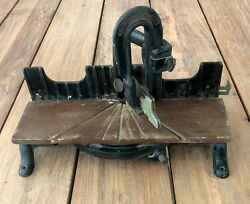 Vintage Stanley Miter Mitre Box No. 150 - Made In The Usa