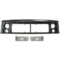 Header Panel And Turn Signal Light Kit For 1991-1996 Jeep Cherokee