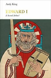 Edward I Penguin Monarchs A New King Arthur By King Andy Book The Fast Free