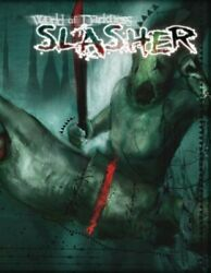 Slasher World Of Darkness By Chuck Wendig Hardback Book The Fast Free Shipping