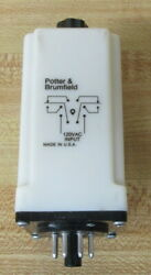 Potter And Brumfield Crb-48-70180 Recycle Timer Crb4870180