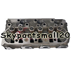 New Complete Cylinder Head For Kubota D905 Engine B1700t Bx2200d Bx23lb Tractor