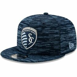 Sporting Kansas City New Era On-field Collection 9fifty Snapback Adjustable Hat