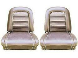 Falcon 2 Dr Hardtop Interior Kit 1963 - Upholstery Carpet Door Panels And More
