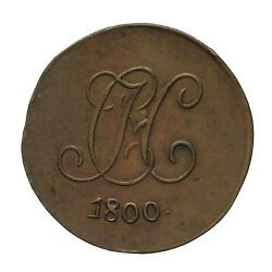Middlesex Christand039s Hospital Penny Token 1800 Dandh 11