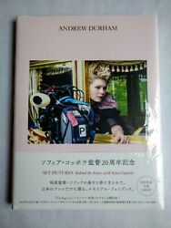 New Andrew Durham Set Pictures Behind The Scenes With Sofia Coppola Photo Book