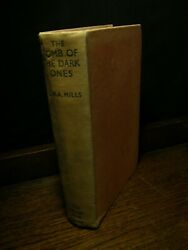 The Tomb Of The Dark Ones - Jma Mills Incredibly Rare Occult Lovecraftian Novel